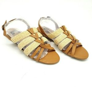 BC Slingback Sandals Size 6